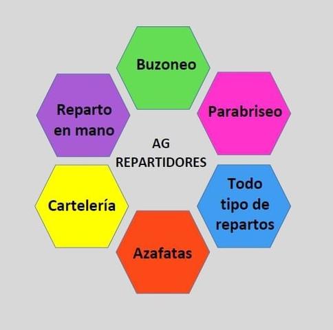 BUZONEO FOLLETOS Y PEGADA DE CARTELES - foto 2