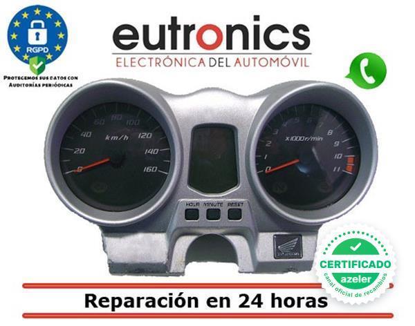 REPARACIÓN CUADRO MOTO HONDA CBF 250 - foto 1