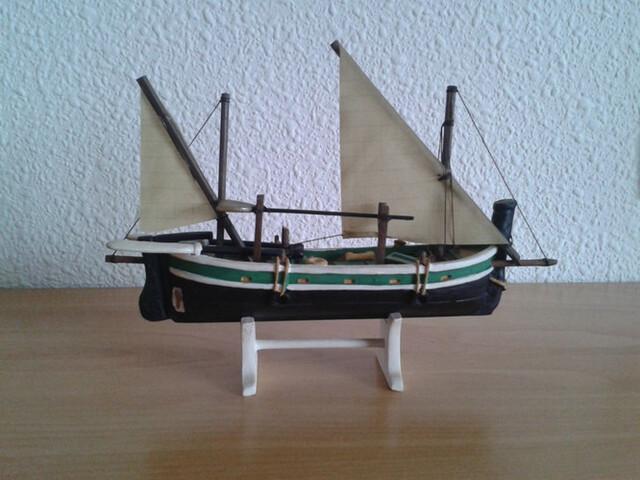 Barco Barca Pesca Laud Vela Latina