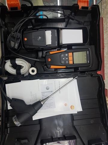 Testo 310,  Analizador De Gas