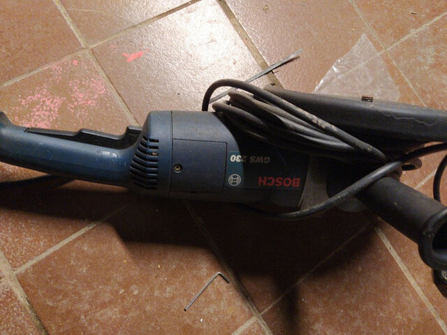 Radial Grande Bosch