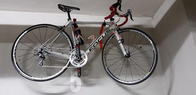 Bici De Carbono  Alemana Marca Focus