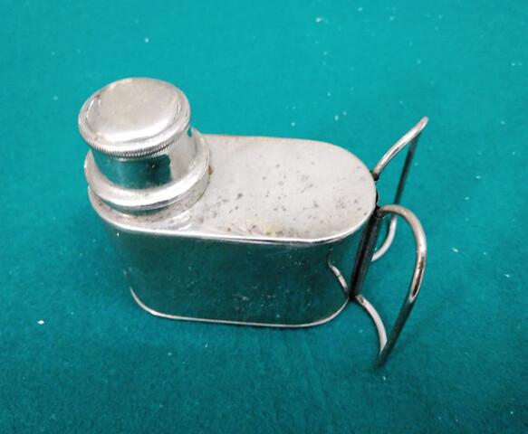 Mechero - Lámpara Antiguo, De Alcohol
