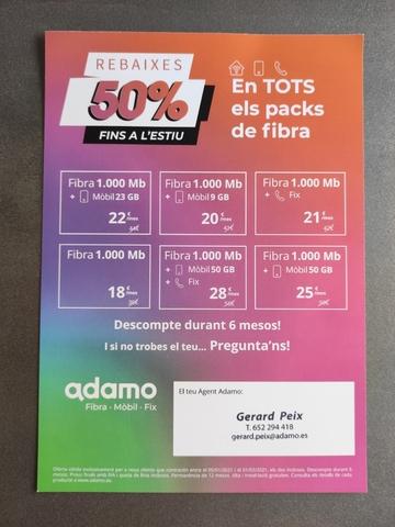 ADAMO FIBRA - foto 2