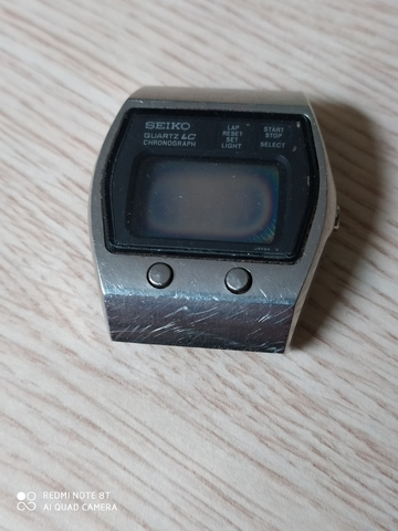 Reloj Seiko.