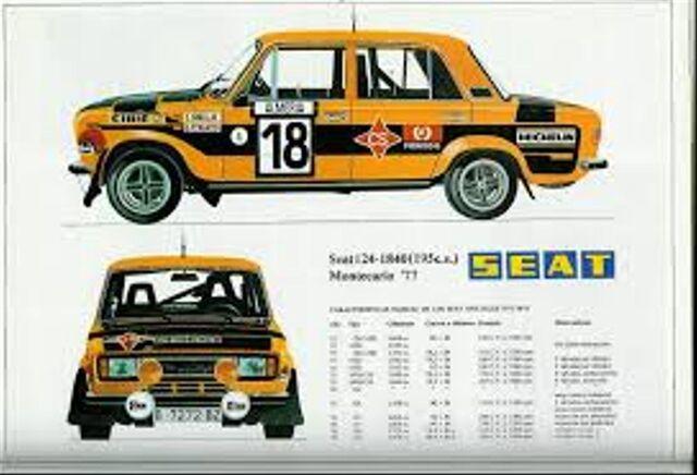 SEAT 124 LS 1200 - foto 2