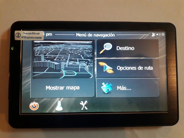 GPS NUEVO - foto 1