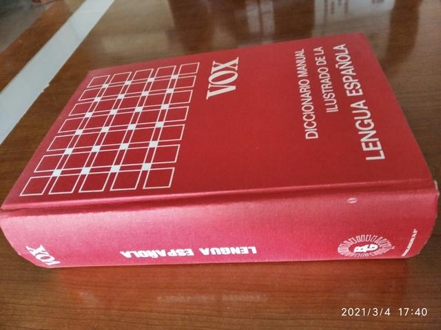 DICCIONARIO VOX - foto 6