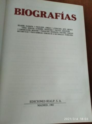 BIOGRAFÍAS - foto 3