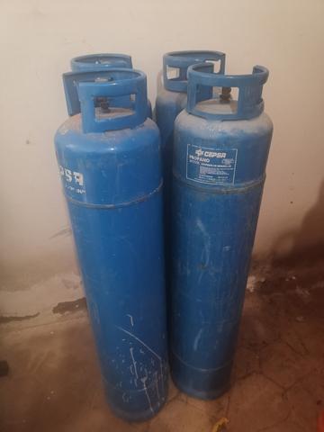 Bombona De Gas Butano Largo