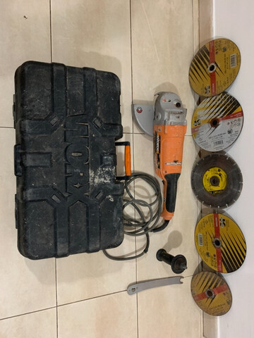 Amoladora Angular Worx Wx23Ag