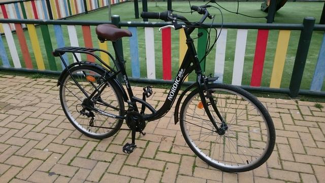 Bicicleta Adulto 26 Aluminio