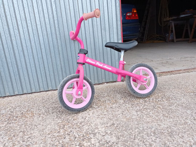 Vendo Bicicleta Sin Pedales.