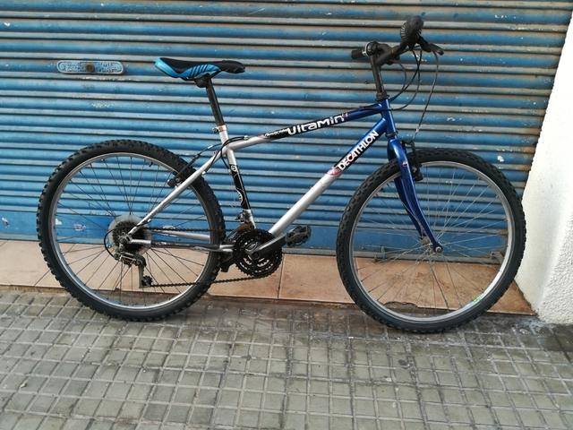 Bici De Montaña Ruedas De 26