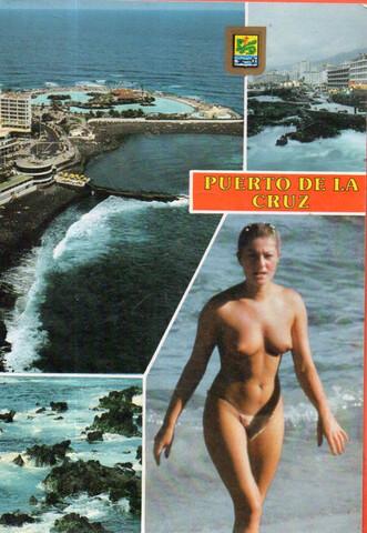 Postal Puerto De La Cruz
