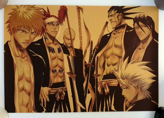 Poster Bleach 7