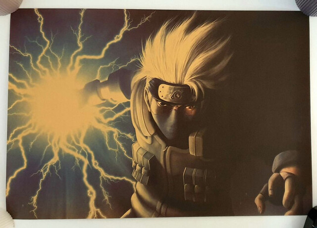 Poster Naruto 8