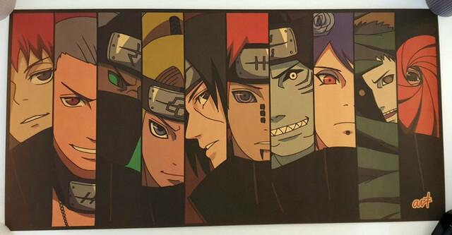 Poster Naruto 9