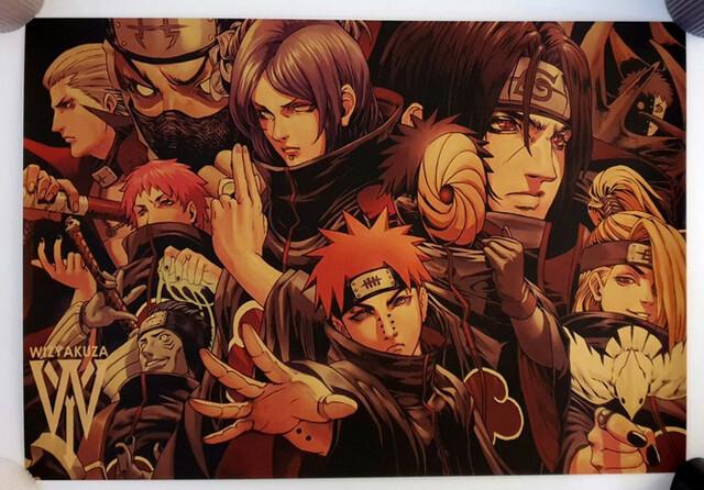 Poster Naruto 11
