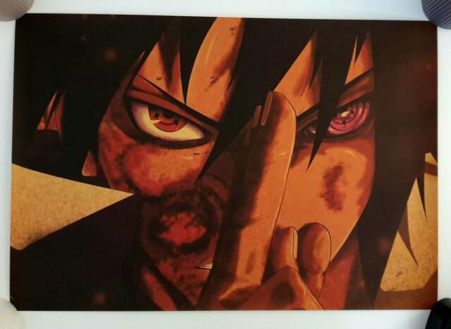 Poster Naruto 12
