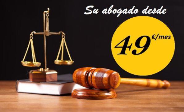 ASISTENCIA JURÍDICA DESDE 49 €/MES - foto 1