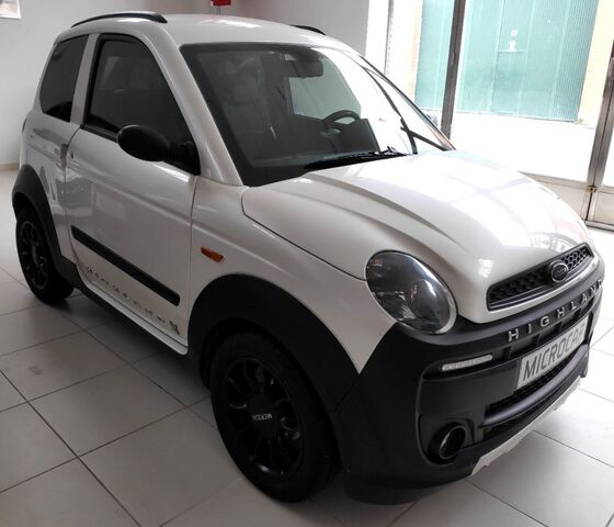 MICROCAR - MGO HIGHLAND X DCI AIRE - foto 2