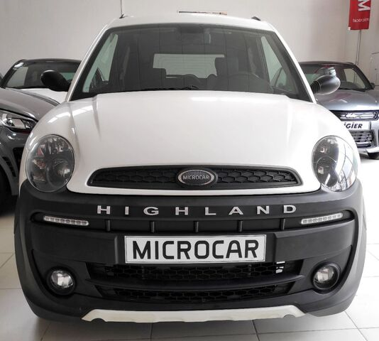 MICROCAR - MGO HIGHLAND X DCI AIRE - foto 8