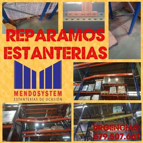 ¡REPARACIÓN DE ESTANTERIAS! - foto 1