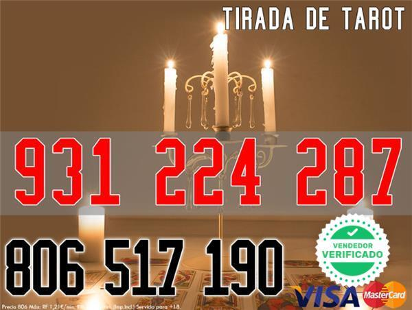 TIRADA TAROT GRATIS - YADA TU VIDENTE - foto 1