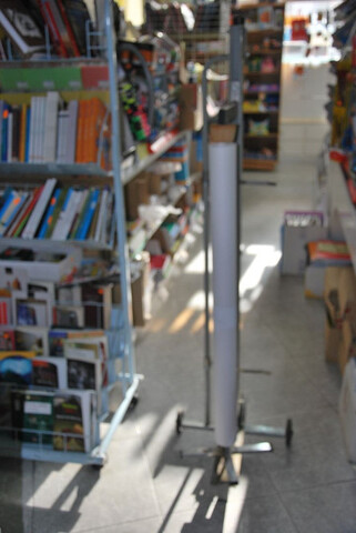 PORTABOBINA,  GUILLOTINA VERTICAL - foto 1