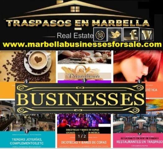 WWW. MARBELLABUSINESSESFORSALE. COM - MARBELLA - foto 2
