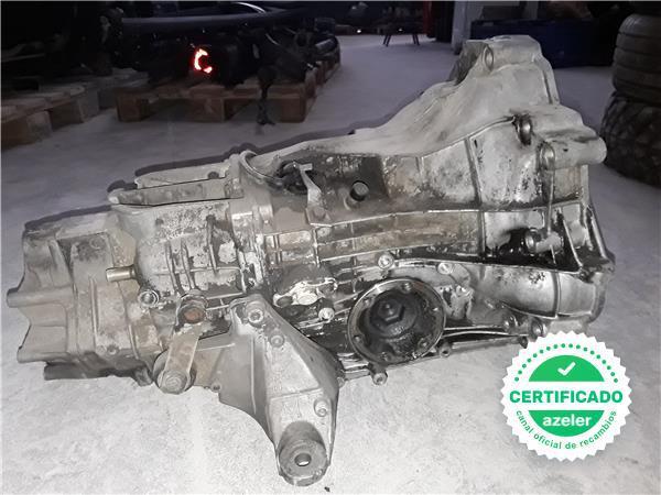 CAJA CAMBIOS AUDI A4 BERLINA B5 1994 - foto 1