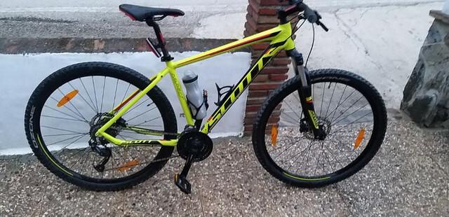 Vendo Bici Scott Aspecto 950