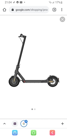 XIAOMI ESSENTIALS SCOOTER - foto 1