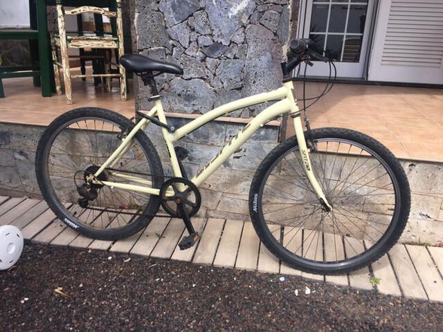 Bicicleta De Montaña N 26