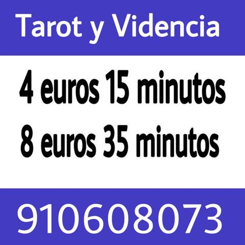 VIDENTE ECONOMICA 4 EUROS 15 MINUTOS - foto 1