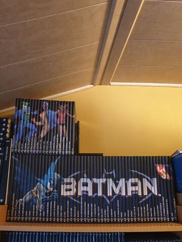 Coleccion Comic Batman Completa