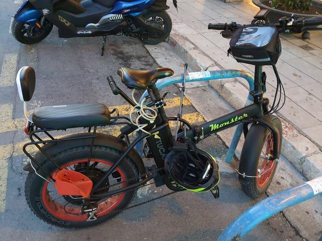 BICICLETA ELÉCTRICA EN MUY BUEN ESTADO - foto 2