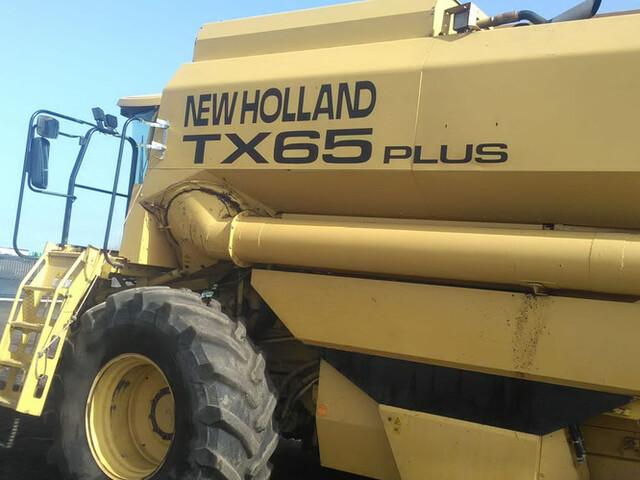 NEW HOLLAND TX 65 PLUS - foto 1