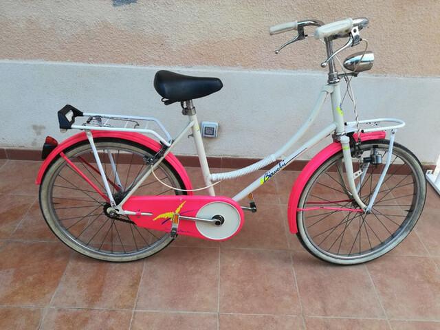 Bicicleta De Paseo Junior