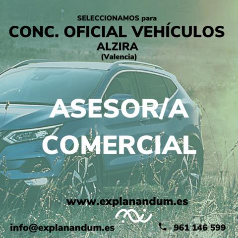 ASESOR/A DE VENTAS VEHÍCULOS NUEVOS - foto 1