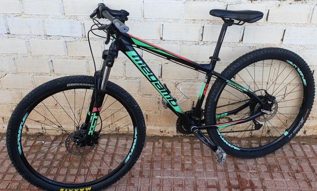 Bici Megamo Rueda 29