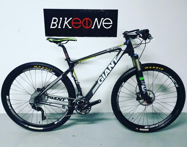 Giant Xtc 29Er Carbono Fox Xt