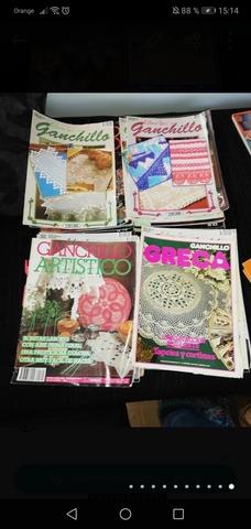 Revistas Ganchillo