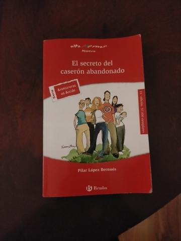 Milanuncios El Secreto Del Caseron Abandonado Libros De Segunda Mano