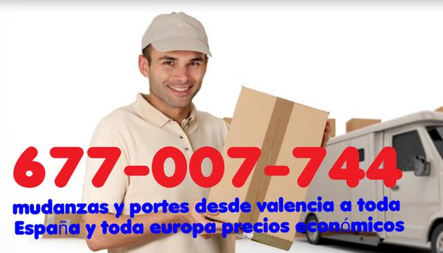 MUDANZAS Y TRANSPORTES ECONÓMICO 24 HORA - foto 4