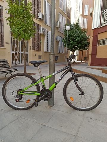BICICLETA MONTAÑA - foto 2