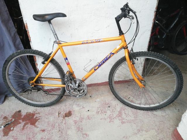 Bicicleta Mtb Orbea Llanta 26