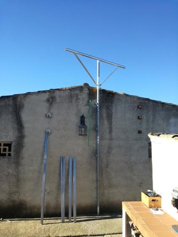 Mastiles Para Placas Solares
