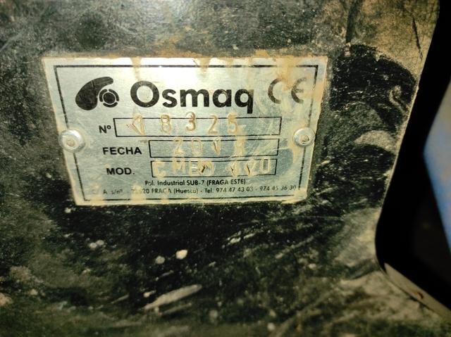 TRITURADORA OSMAQ CB1400 - foto 8